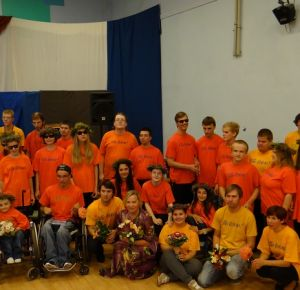Fonda Nāc līdzās! radošā nometnes nedēļa 2013