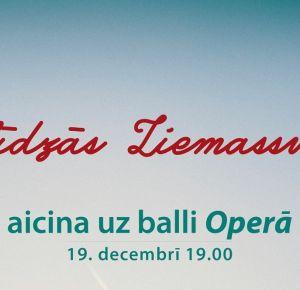 Skaistākais gada notikums – Labdarības koncerts Nāc līdzās Ziemassvētkos! Operā!