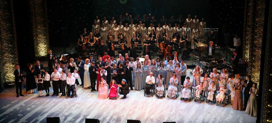 Labdarības koncerts BALLE OPERĀ