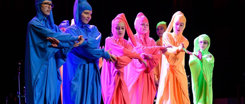 XXIV Integratīvā mākslas festivāla Nāc līdzās! izvirzītie labākie priekšnesumi uz Rīgas Lielkoncertu