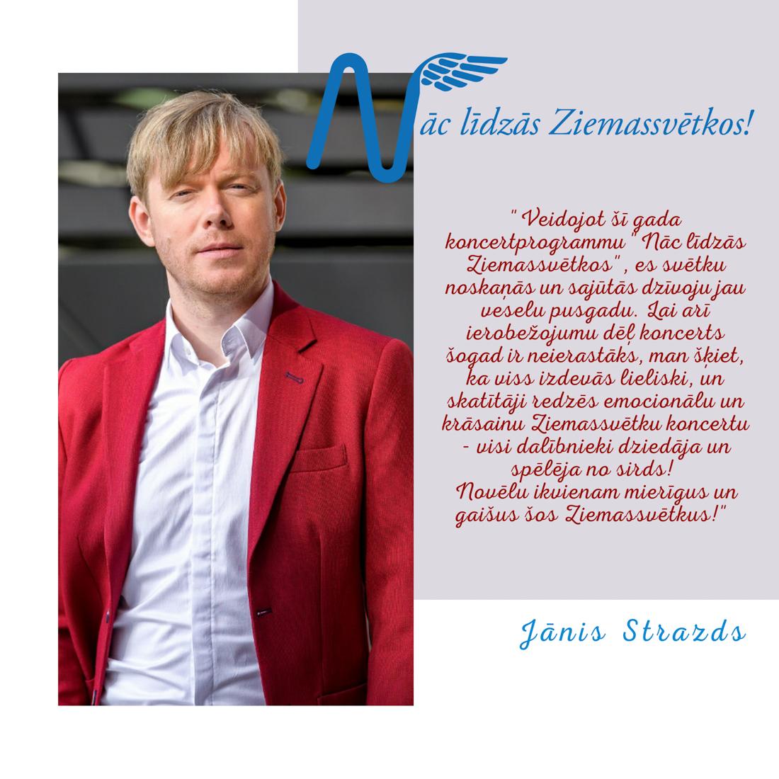 1 Jānis Strazds