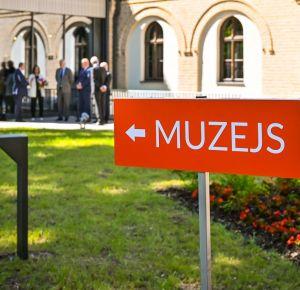 Latvijas muzeju pieejamības uzlabošana cilvēkiem ar īpašām vajadzībām