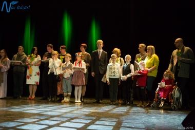 Nāc līdzās Vidzemē!  reģionālais koncerts pirmo reizi Siguldā
