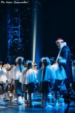 Nāc līdzās Ziemassvētkos! 2018 Nacionālajā teātrī | foto - Krists Luhaers