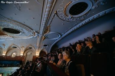 Nāc līdzās Ziemassvētkos! 2018 Nacionālajā teātrī   foto - Krists Luhaers