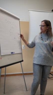 Kursi radošajiem pedagogiem novadīti