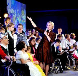 Labdarības akcijas Nāc līdzās Ziemassvētkos! Koncerts Bētlemes zvaigzne 2012