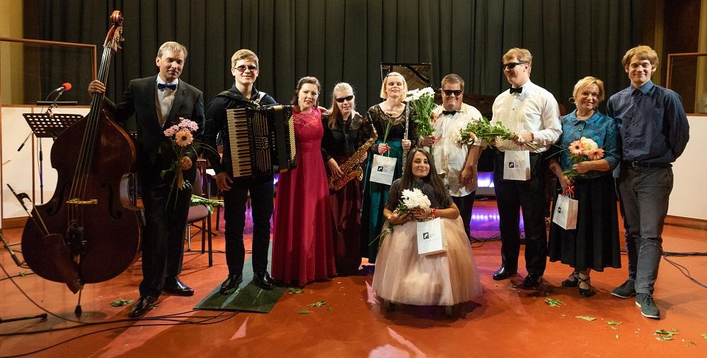 Pirmais ieraksts Latvijas radio programmā Klasika